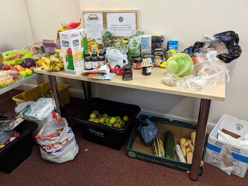 Bridgnorth Food Bank